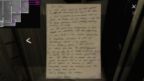 """10. In the letter, Oscar asks Mary for her forgiveness. (Hmm, 1972-73 really seems to have been when he was trying to re-establish contact with the family.) He acknowledges that he committed a """"transgression"""" years ago, but that he has since """"removed himself from all temptation."""" What was this transgression that Mary could not forgive him for?"""