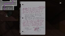 Immediately outside the door of Sam's bedroom that leads toward the bathroom, tucked under her backpack, we see a note about how Todd is insisting she and Lonnie go see Pulp Fiction.