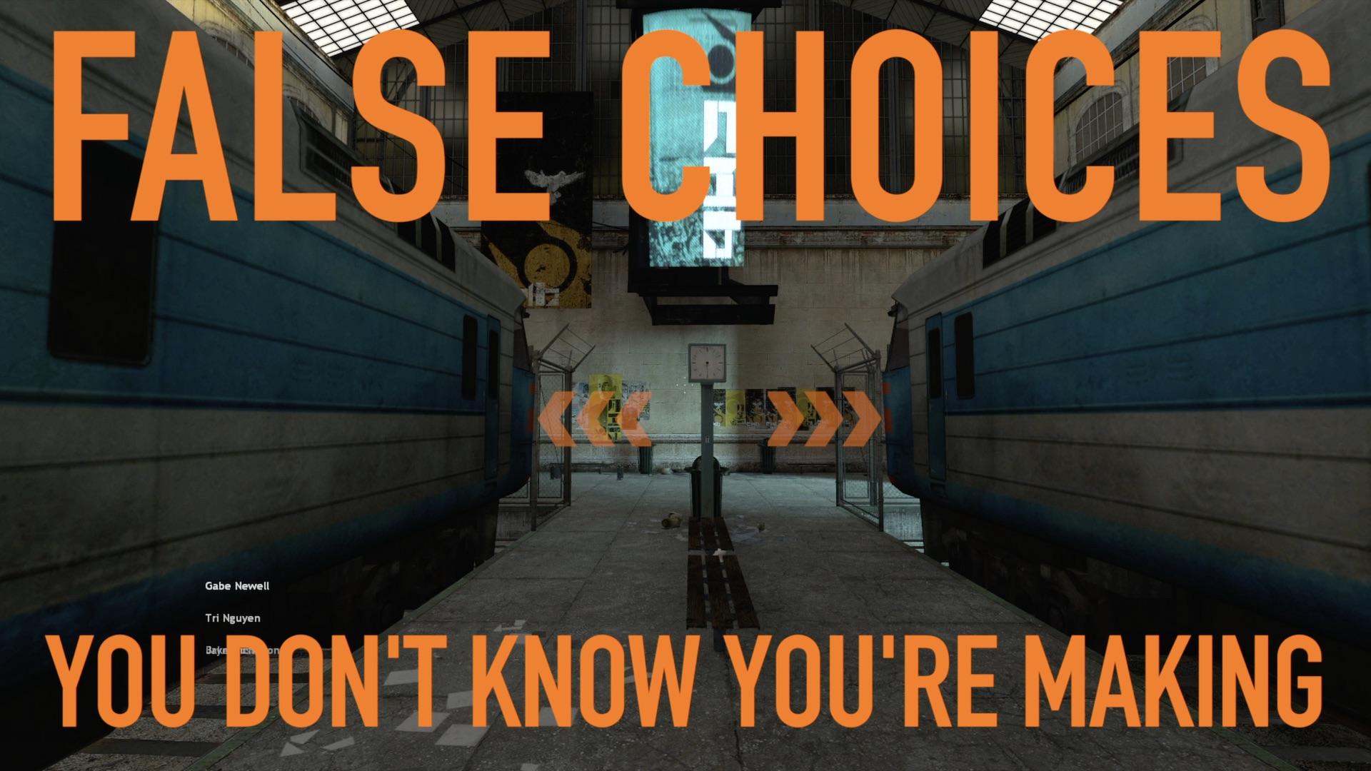 Let's Study Half-Life 2 – Intermittent Mechanism